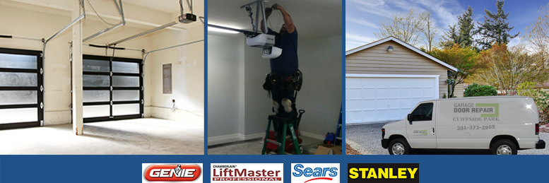 Garage Door Repair Cliffside Park, NJ | 201-373-2965 | Fast Response